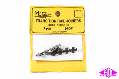 Rail Joinrs Cd 100-83 4pr