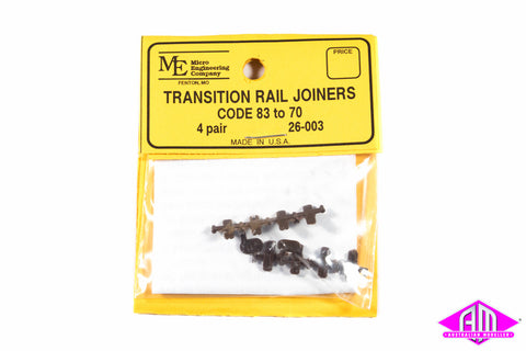 Rail Joinrs Cd 83-70 4pr