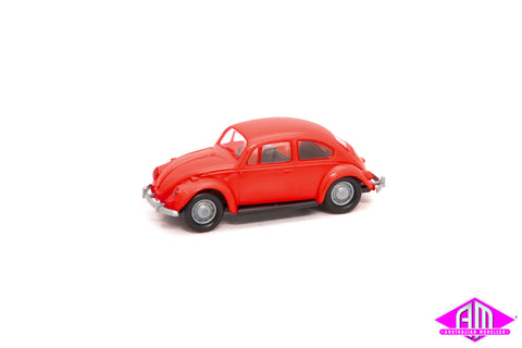 Volkswagen Beetle - Red