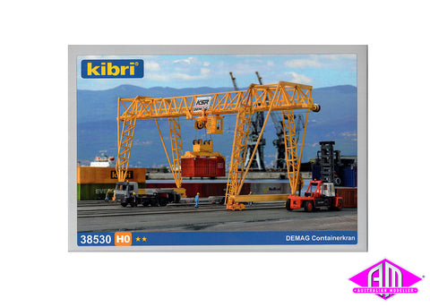 38530 Dock Yard Container Crane