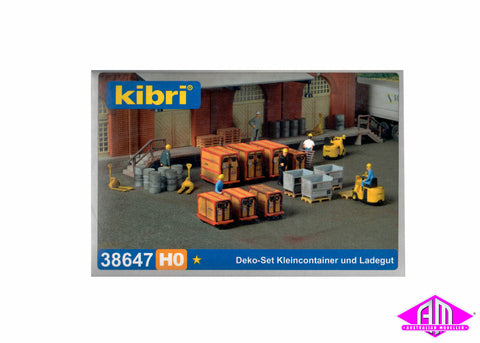 38647 Container and Freight Set