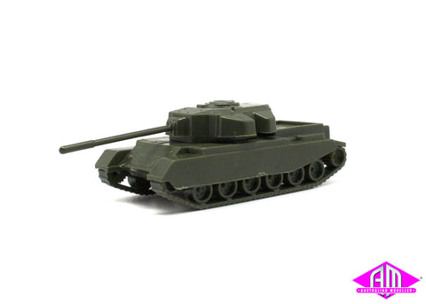Tank GBR Centurion WWII HO Scale