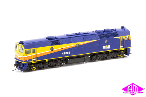 422 Class Locomotive 42206 Northern Rivers Railroad 422-30
