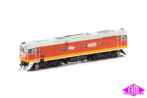 NSW 442 Class Locomotive 44220 Candy white logo large font 442-18