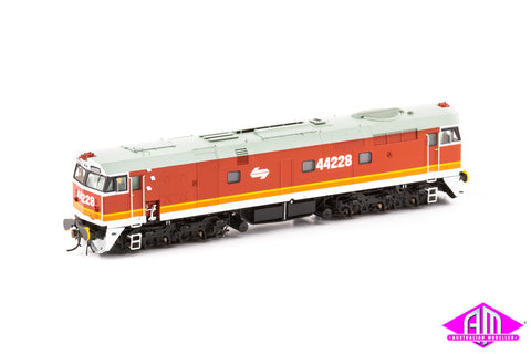 NSW 442 Class Locomotive 44228 Candy white logo large font 442-19