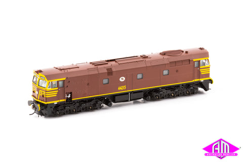 NSW 442 Class Locomotive 44215 Indian Red Duck Egg 442-3