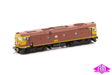 NSW 442 Class Locomotive 44239 Indian Red Duck Egg 442-6