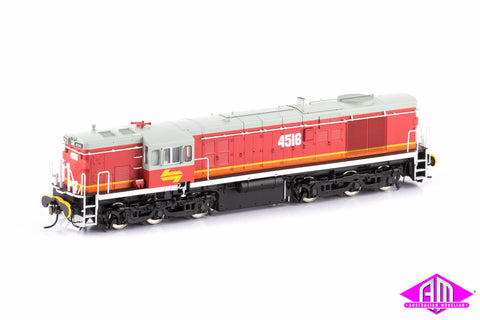 45 Class Locomotive 4516 Candy Dark Grey Roof 45-13