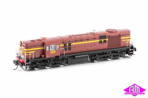 45 Class Locomotive 4509 Indian Red 1970's 45-3