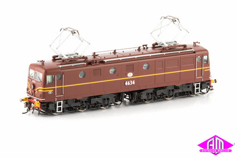 46 Class Locomotive 4634 Indian Red 46-9