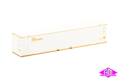 48' Container Rail Containers SCF (2 Pack)