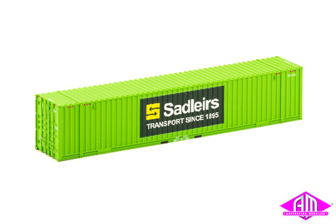 48' Container Sadliers (2 Pack)