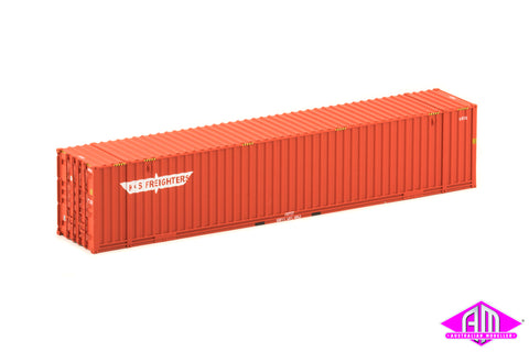 48' Container K&S Freighters (2 Pack)