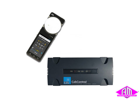 Cab Control DCC System, with WiFi Throttle, 7A 50310
