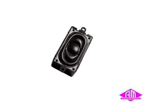 Speaker to suit LokSound V4.0 / LokSound micro V4.0, 20x40mm 50334