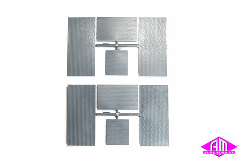 GRL-5266 Roof Sections