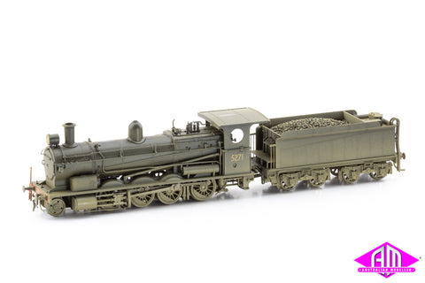 "NSWGR 50 Class Superheated North British 5271 W/Sound ""WEATHERED"""
