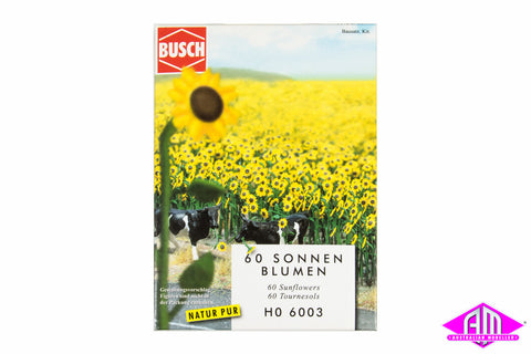 Sunflower Field 60pc 6003