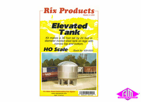 628-0520 Elevated Tank