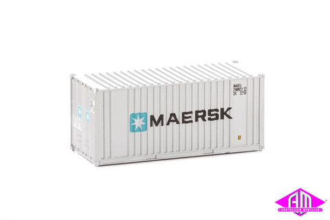 20' Rib-Side Container MAERSK