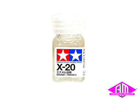 Enamel Thinner X-20 10ml