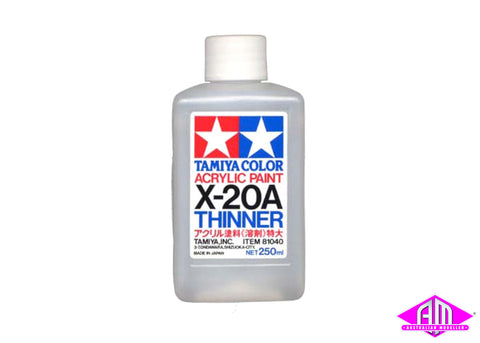 Enamel Thinner X-20 250ml