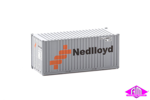 20' Rib-Side Container Ned-Lloyd