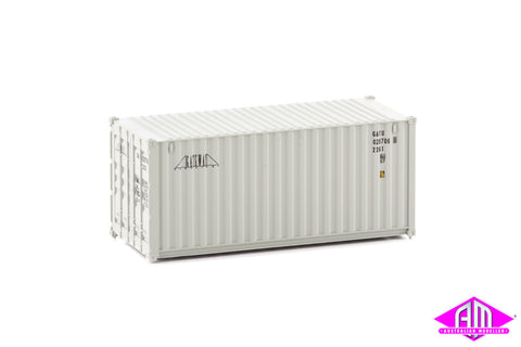 20' Container Fully Corrugated Gateway