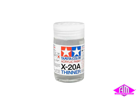Acryl/Poly Thinner X-20A 46ml