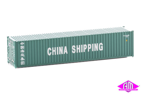 40' Rib-Side Container China Shipping