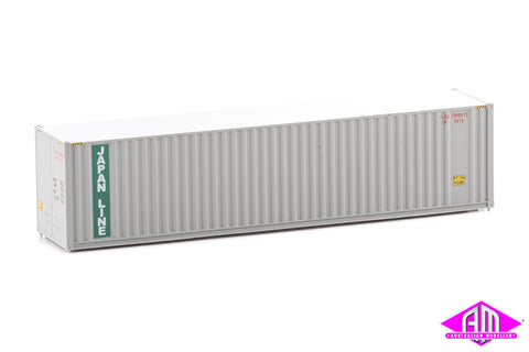 40' Hi-Cube Container Japan Lines