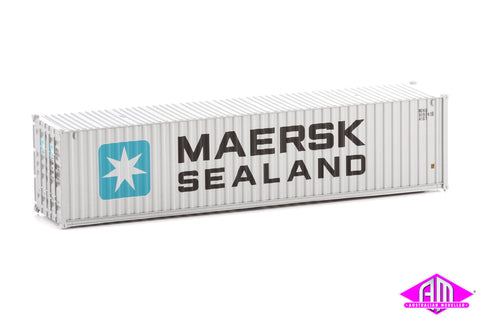 40' Hi-Cube Corrugated Container Maersk Sealand
