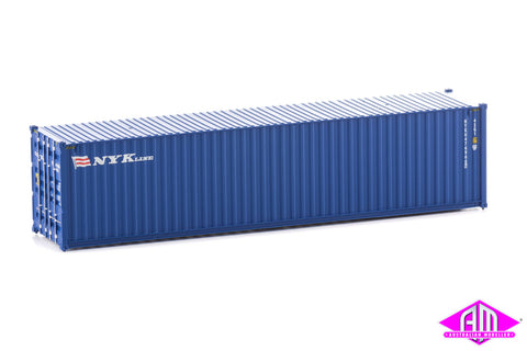 40' Hi-Cube Corrugated Container NYK