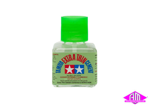 Plastic Cement Extra Thin 40ml