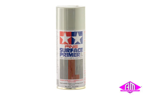 Fine Surface Primer L - Light Gray 180ml Spray Can