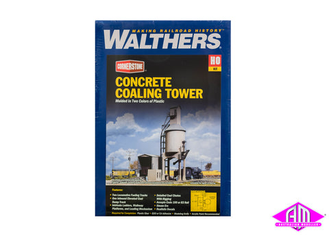 Concrete Coaling Tower