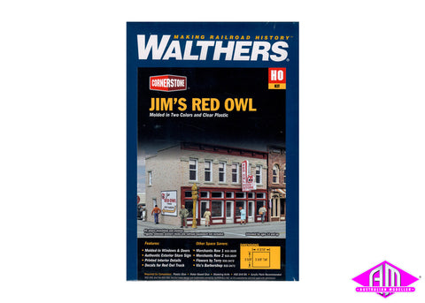 Jim's Red Owl Food Store