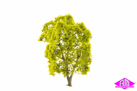 Australian Tree - Light Green - 105mm high, 1 per pack