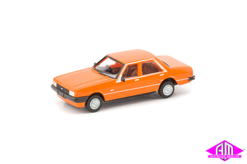 Australian Motor Vehicle XD Falcon Orange Single Pack AMV-1
