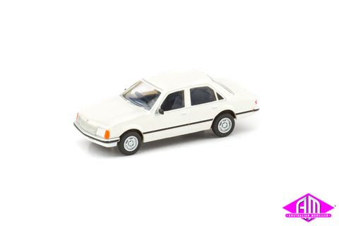 Australian Motor Vehicle VB Commodore White Single Pack AMV-7