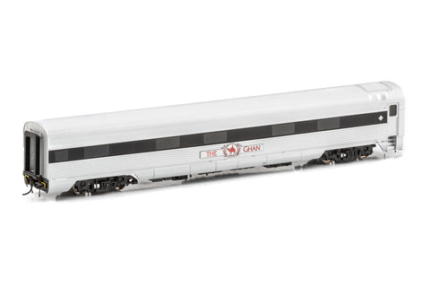 APS-22 The Ghan® MK5 (2008 - Present Era) BRG Platinum Sleeping Cars - 2 Car Pack