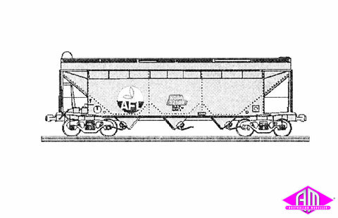 ARK-32109 NGSA 32109 AFL Fertiliser Hopper