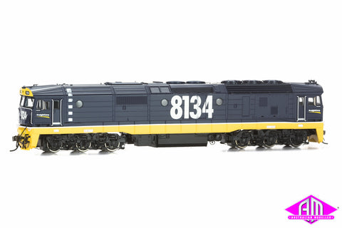 8134 FreightRail Blue