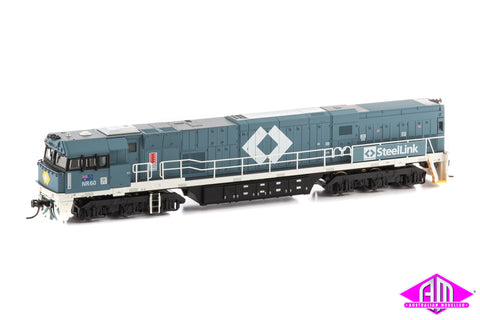NON-POWERED NR Class Locomotive NR60 Steel Link