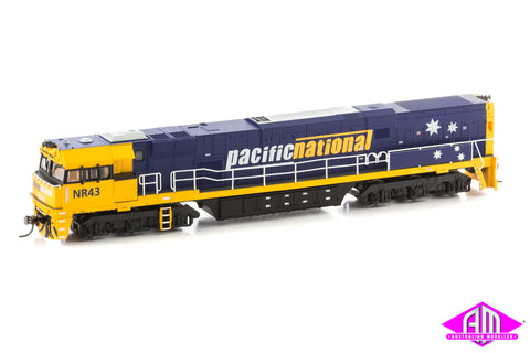 POWERED NR Class Locomotive NR43 Pacific National 5 Stars