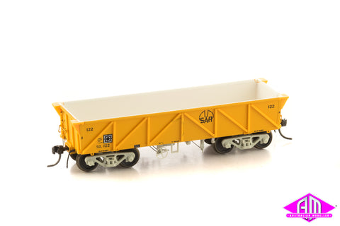 SAR SO/SOC Concentrate Wagon 5 car pack, SO Pack A