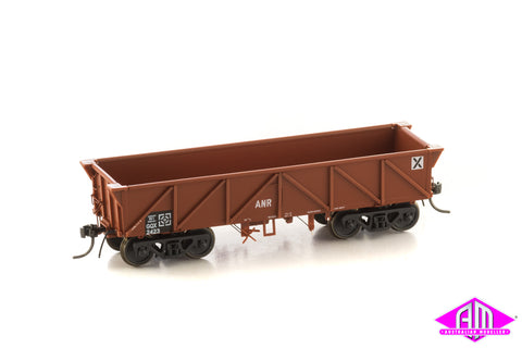 SAR SO/SOC Concentrate Wagon 5 car pack, ANR Pack A