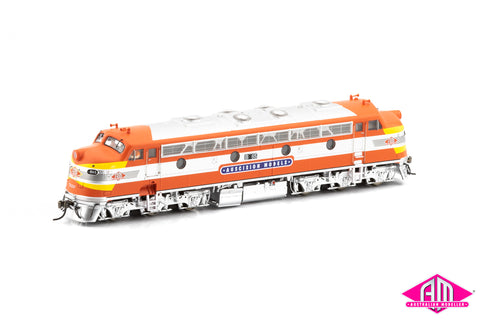 B Class locomotive B65 Auscision Models Livery (B-18)