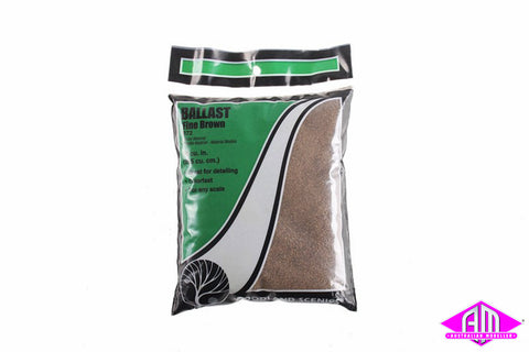 B72 FINE BALLAST - Brown