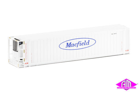 "46'6"" Reefer Container Macfield Twin Pack CON-101"